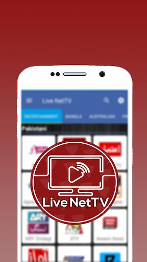 Live NetTV Streaming Free Pro Guide 1.0 screenshots 1