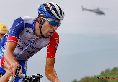 """Pinot verlengt contract bij Groupama-FDJ tot 2023: """"Misschien wel de Tour de France winnen"""""""