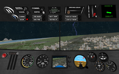 Airplane Pilot Sim Screenshot