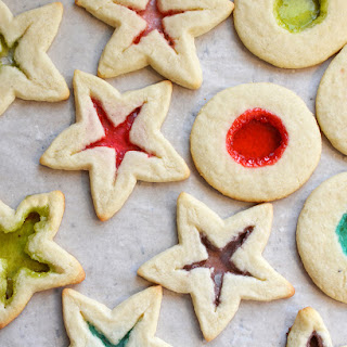 Stained Glass Window Cookies #Christmasweek #Freund and Giveaway