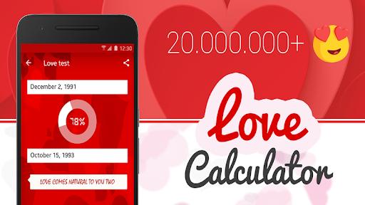 Original love calculator