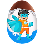 Surprise Eggs Boys Icon