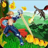 Jungle Swordigo Run