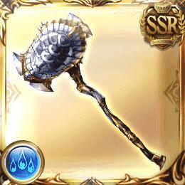 SSR斧_玄武甲槌・王