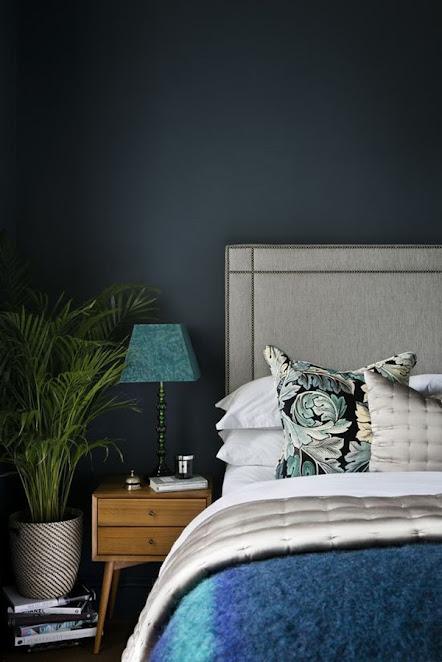 5 tông màu thiết kế cho phòng ngủ lãng mạn 8