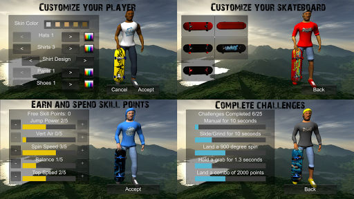 Skating Freestyle Extreme 3D  screenshots 19