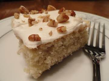 Banana Squares - Gluten Free included