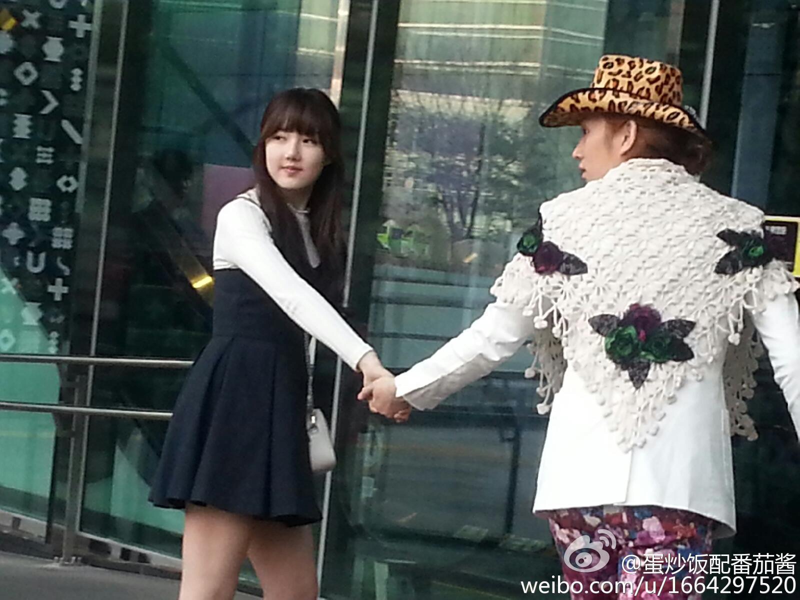 HyunA JS dating avio liitto ei dating KDrama Tumblr