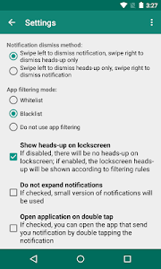 Heads Up! - notifications v1.1