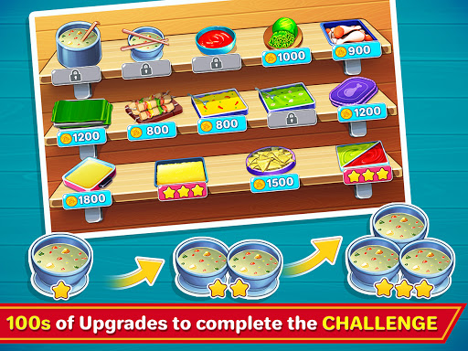 Indian Cooking Madness - Restaurant Cooking Games apkmr screenshots 15
