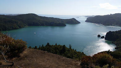 Photo: Entrance to Whangaroa Harbour