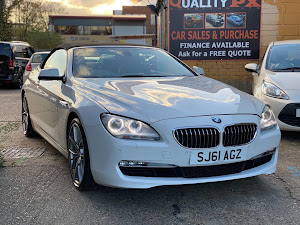 2011 BMW 640I SE TURBO AUTO