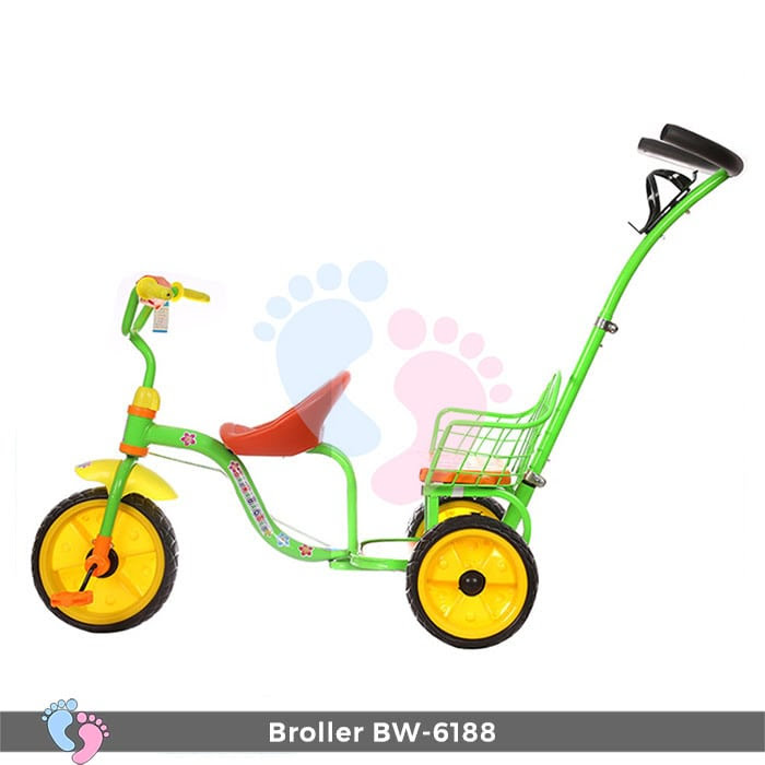 Xe đạp đẩy ba bánh Broller XD3-6188 9