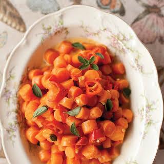 Carrots Vichy.
