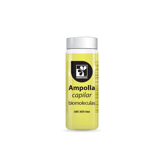 ampolla capilar farmatodo biomoleculas 10ml
