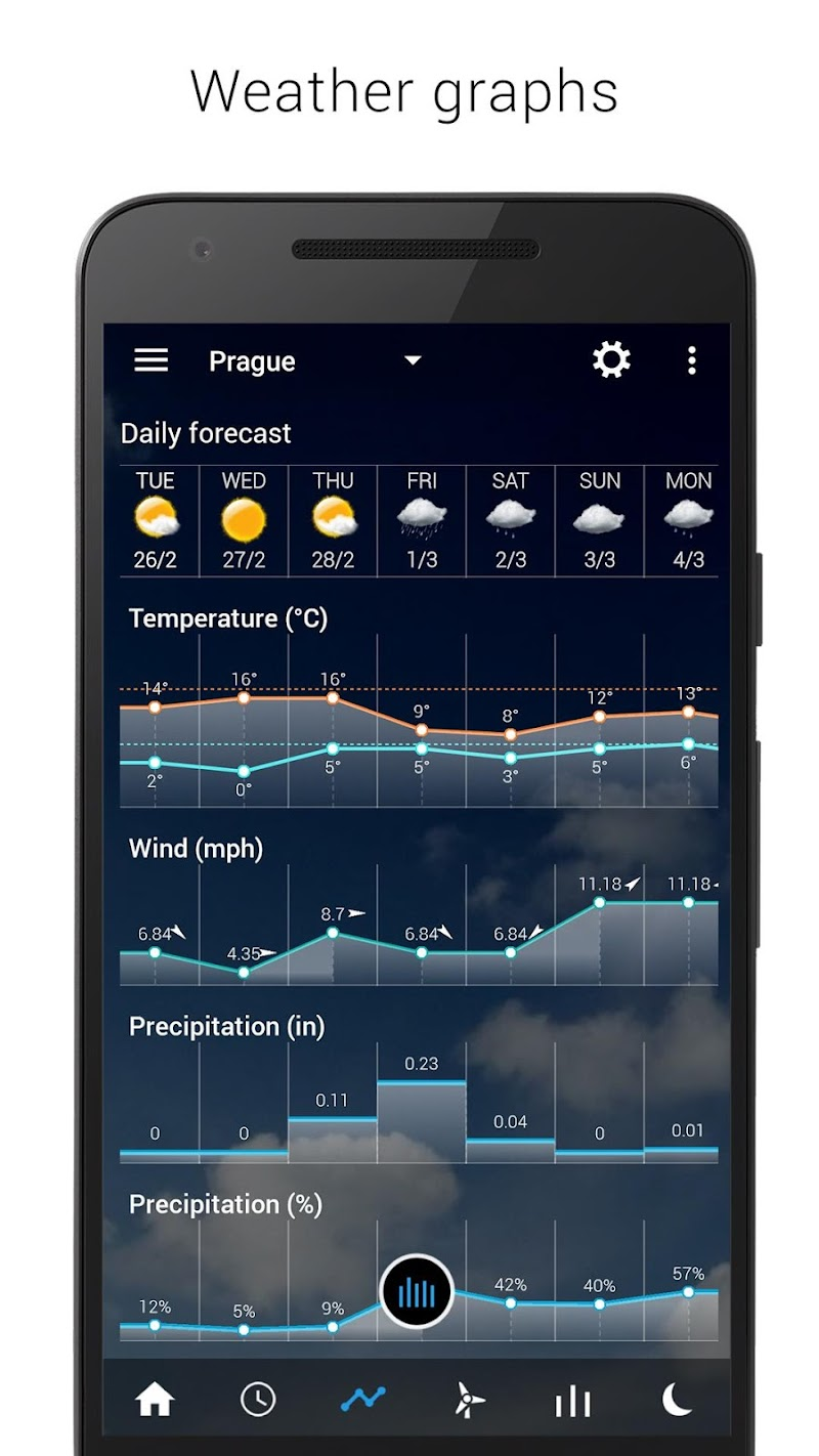 Digital clock & world weather Screenshot 7