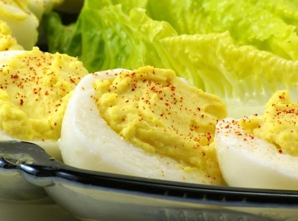 Valley Green's Delicious Deviled Eggs Recipe