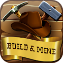 Build & Mine Wild West Tycoon - Idle Miner Clicker icon