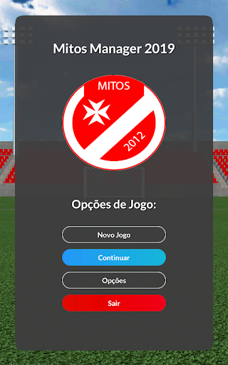 Mitos Soccer Manager 2019 screenshot 7