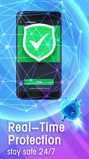 Antivirus Free 2021 - Virus Cleaner screenshots 2