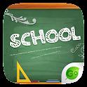 School GO Keyboard Theme icon