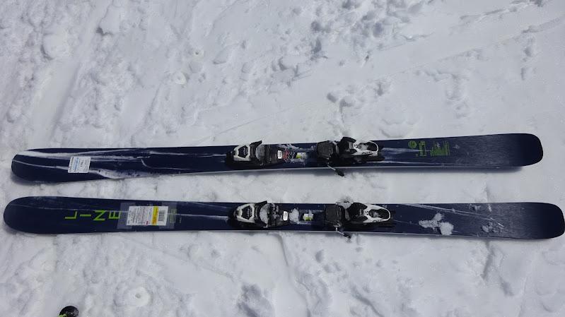 LINE SUPERNATURAL92 172cm