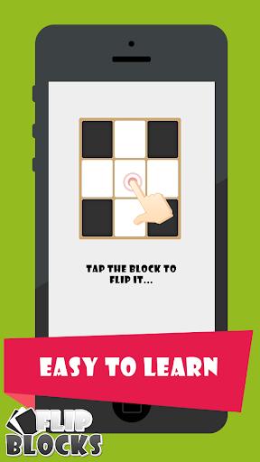 flip blocks - 快踩白塊兒