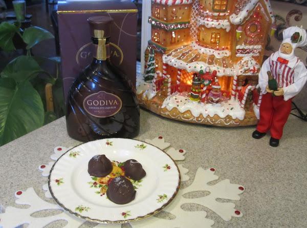 Jamie's Chocolate Liqueur Almond Candy Recipe