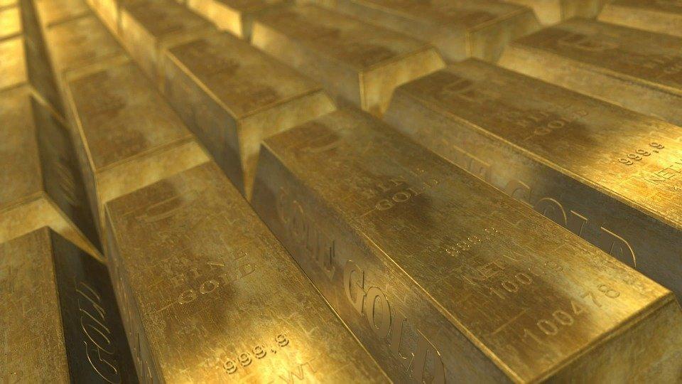 Gold, Bars, Wealth, Finance, Gold Bars, Deposit