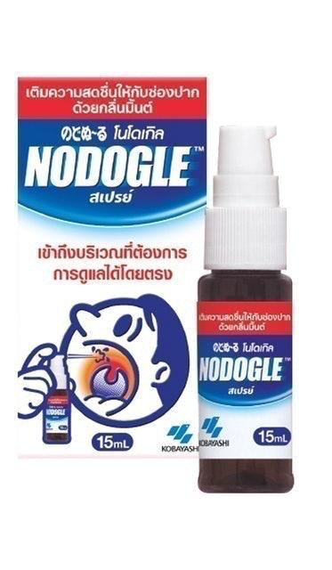 4. KOBAYASHI | Nodogle Mouth Spray