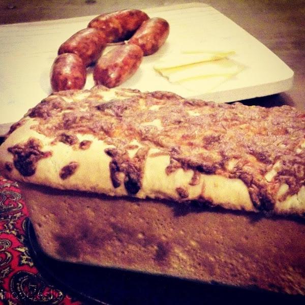 Chorizo Asadero Bread, The Homesick Texan Recipe
