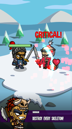 Five Heroes: The King's War 1.5.4 screenshots 3