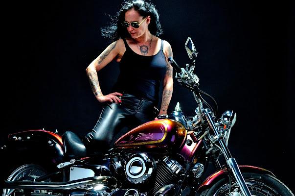 Black Leather  di stefano_angeli