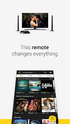 Peel Smart Remote TV Guide screenshot 1