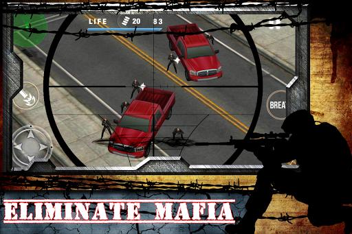 The Secret Sniper: SWAT Hitman