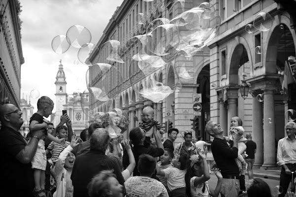 Bolle su Torino di OrangeAttitude