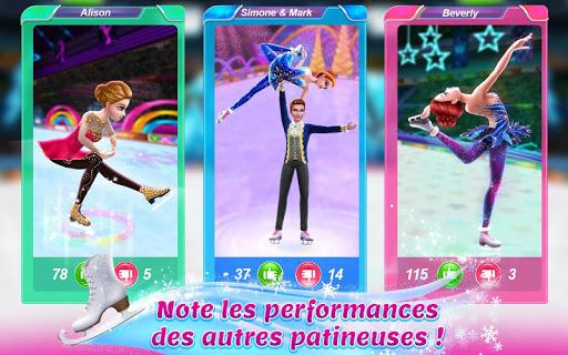 Code Triche Patineuse artistique – Piste des défis de danse mod apk screenshots 5