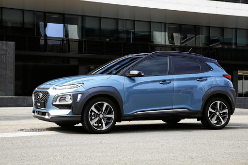 Is Hyundai planning a smaller crossover than the upcoming Kona? Picture: NEWSPRESS UK