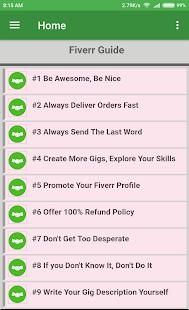 Best Guide For Fiverr - náhled