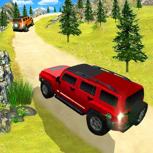 Super Prado Jeep: Mountain Climb 3D (Unreleased)