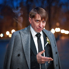 Wedding photographer Valentin Khristich (Hris). Photo of 05.12.2012