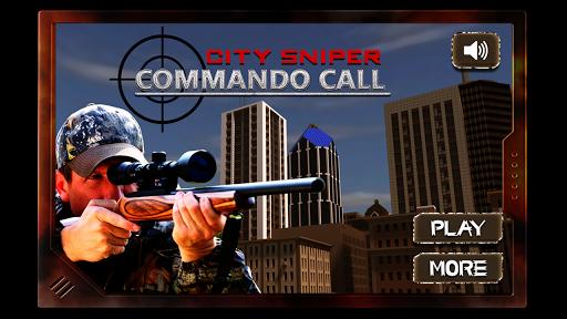City Sniper Commando Call 1.1 screenshots 1