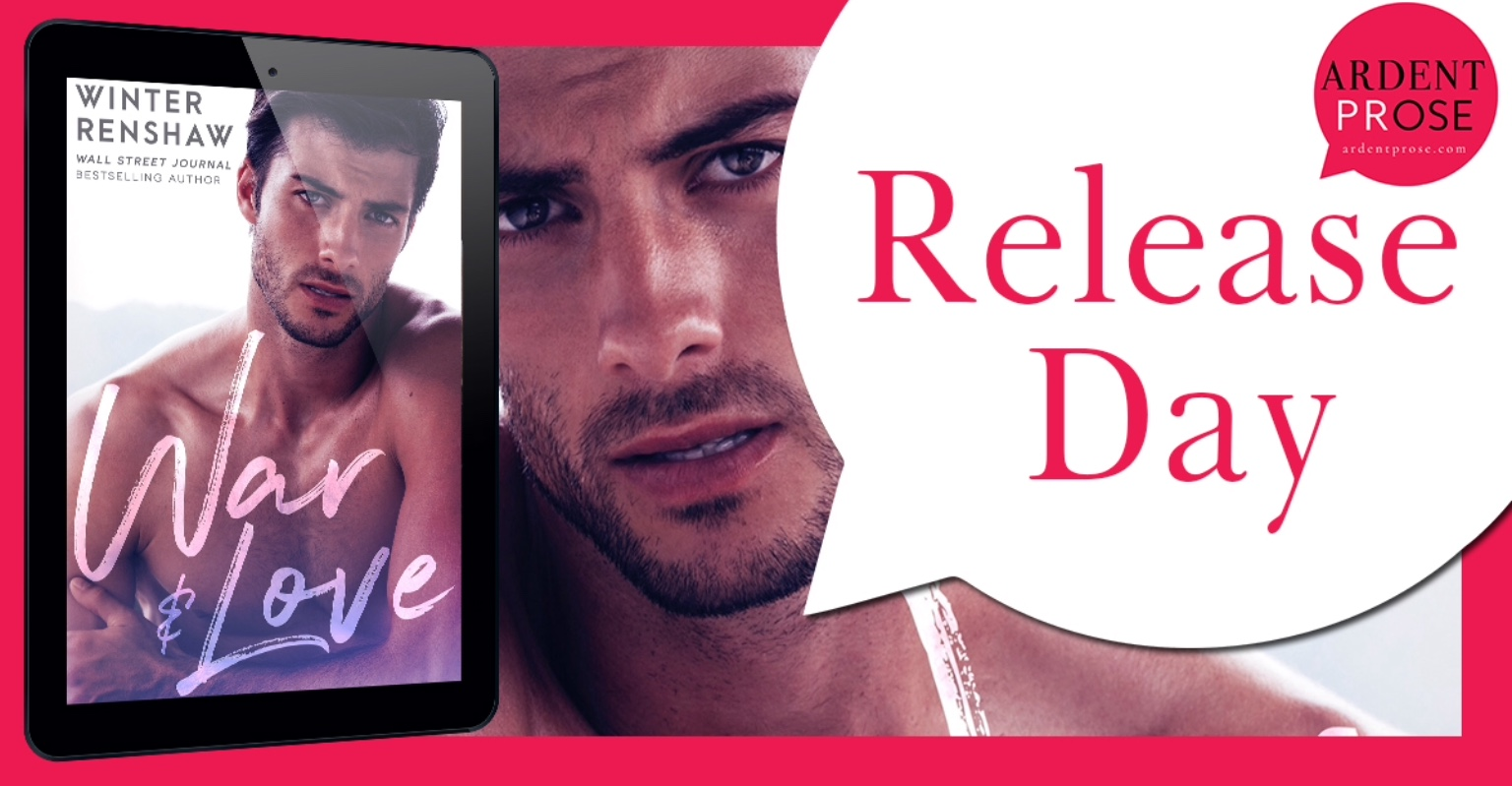 My Book Review + Release Blitz WAR & LOVE by Winter Renshaw