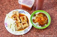 長林肉圓、臭豆腐