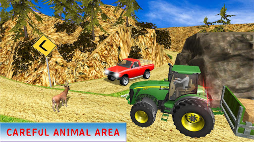 Quick cargo drive: off road simulation game 3D game (apk) free download for Android/PC/Windows screenshot