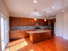 Photo: The PRESTON kitchen.