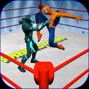 Spider Mutant Hero vs Superheros:Ring Fight Battle 1.0