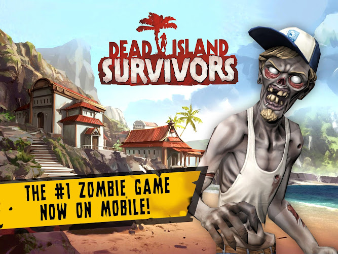 Dead Island: Survivors - Zombie Tower Defense Android App Screenshot
