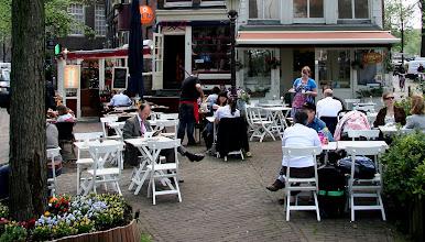 Photo: Sokak kafeleri