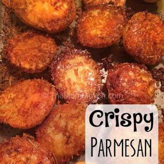 Crispy Parmesan Potatoe Recipe